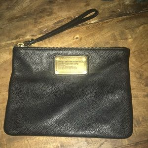 Marc by Marc Jacobs leather pouch